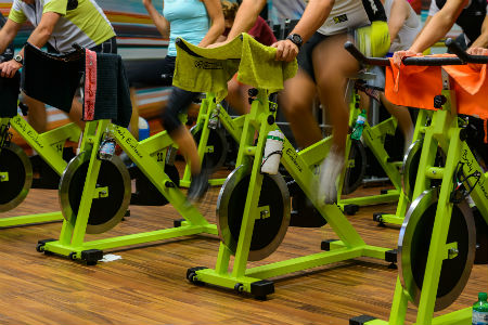 Spinning Indoor